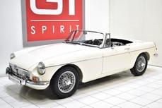 MG MGB 1962