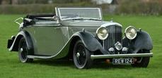 Bentley 4.25 Litre Derby 1934