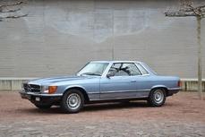 Mercedes-Benz 450SLC w107 1977