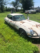 Jaguar E-type XKE 1972