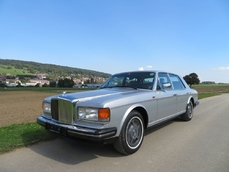 Bentley Mulsane Turbo 1986