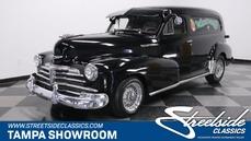 Chevrolet Sedan 1948
