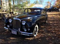 Jaguar MkVIII 1958