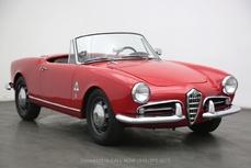 Alfa Romeo Giulietta Spider 1957