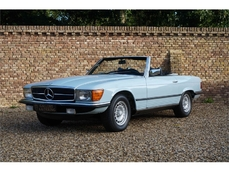 Mercedes-Benz 450SL w107 1977