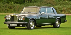 Rolls-Royce Silver Shadow 1978