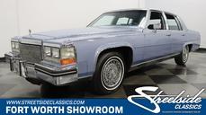 Cadillac Fleetwood 1984