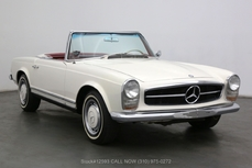 Mercedes-Benz 230SL w113 1967