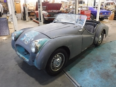 Triumph Other 1955