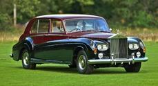 Rolls-Royce Phantom V 1963