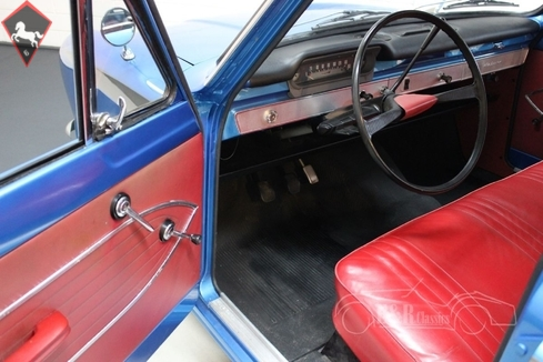Ford Cortina 1963