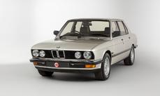 BMW 520 1986