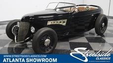 Ford Speedster 1936