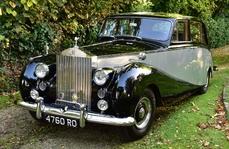 Rolls-Royce Silver Wraith 1958
