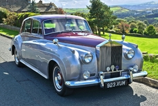 Rolls-Royce Silver Cloud SI 1958