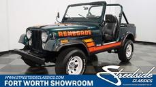 Jeep CJ7 1986