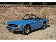Triumph TR6 1977