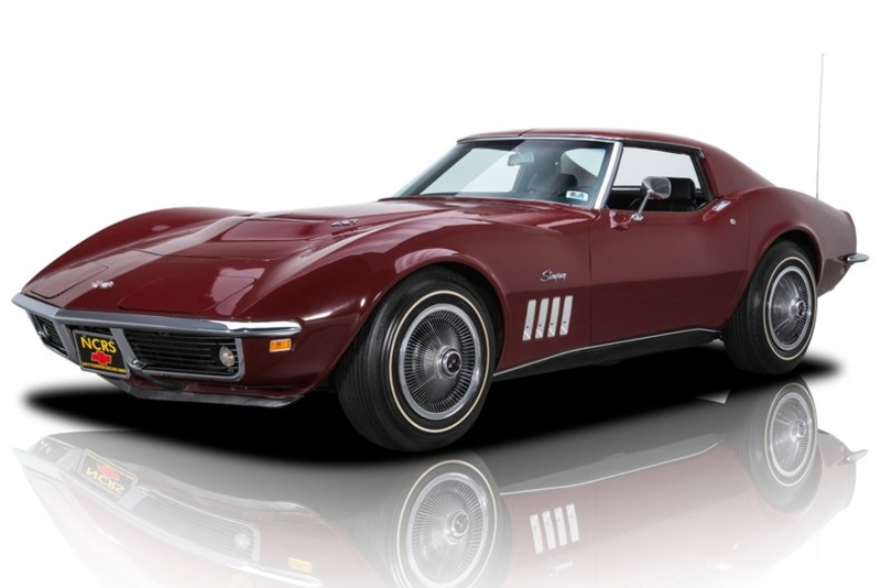1969 Chevrolet Corvette Is Listed Verkauft On Classicdigest In Charlotte By Donald Berard For 79900 Classicdigest Com