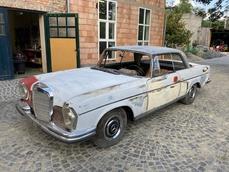 Mercedes-Benz 220SE Coupé w111 1967