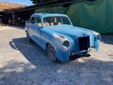 Mercedes-Benz 220a/S/SE Ponton 1958