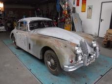 Jaguar Other 1958