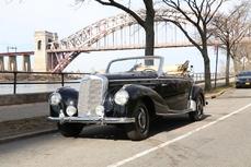 Mercedes-Benz 220 W187 1951