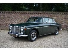 Rover P5 (3-Litre/3.5-Litre) 1969