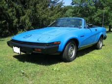 Triumph TR7 1980