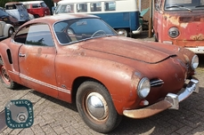 Volkswagen Karmann-Ghia 1958