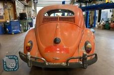 Volkswagen Beetle Typ1 1954