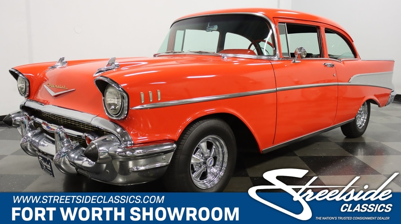 1957 Chevrolet 210 Is Listed Zu Verkaufen On Classicdigest In Dallas Fort Worth Texas By Streetside Classics Dallas Fort Worth For 44995 Classicdigest Com