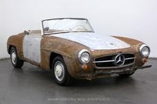 Mercedes-Benz 190SL 1960