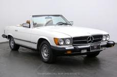 Mercedes-Benz 380SL w107 1983