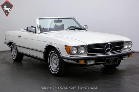 Mercedes-Benz 280SL w113 1979