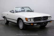 Mercedes-Benz 280SL w113 1979