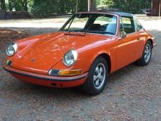 Porsche 911 Early LWB 1969