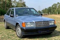 Mercedes-Benz 190 w201 1992