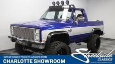 Chevrolet Blazer 1989