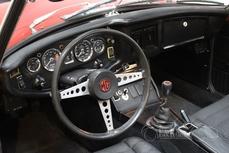 MG MGB 1972