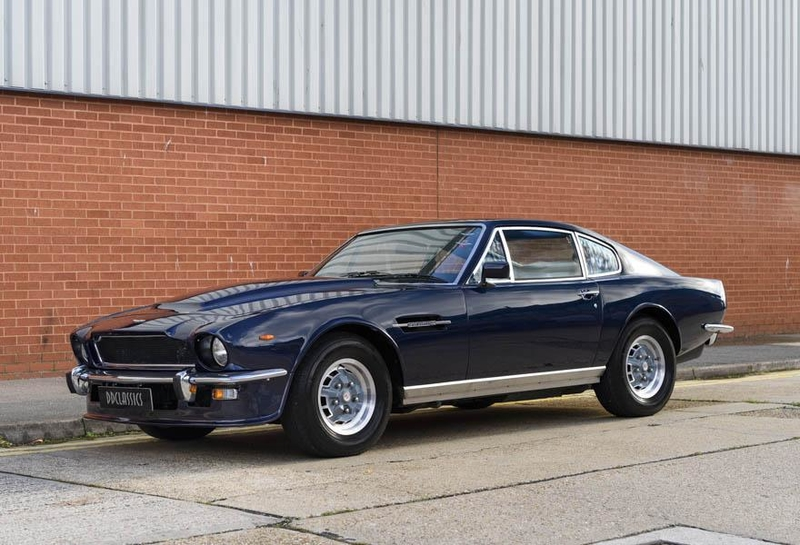 1979 Aston Martin V8 Is Listed Sold On Classicdigest In Surrey By Dd Classics For 149950 Classicdigest Com