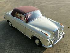 Mercedes-Benz 220s/SE Cabriolet Ponton 1960