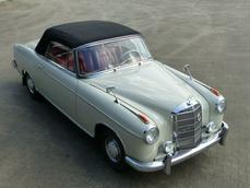 Mercedes-Benz 220s/SE Cabriolet Ponton 1958