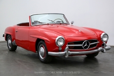 Mercedes-Benz 190SL 1956
