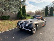 Jaguar XK120 1954