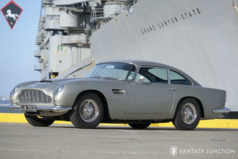 1965 Aston Martin Db5 Is Listed For Sale On Classicdigest In California By Fantasy Junction For 895000 Classicdigest Com