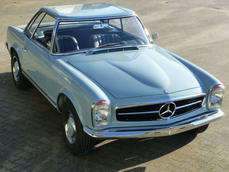 Mercedes-Benz 230SL w113 1965