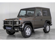 Mercedes-Benz G-wagon 1980