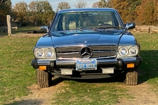 Mercedes-Benz 450SLC w107 1976