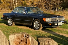 Mercedes-Benz 380SL w107 1988