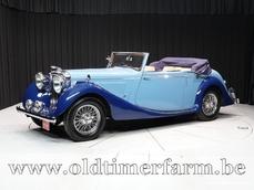 Jaguar MkIX 1947